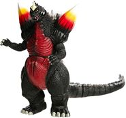 Spacegodzilla Toy