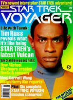 VOY Official Magazine issue 2 cover
