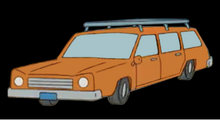 Marge&#39;s Car (Simpson&#39;s Wiki)