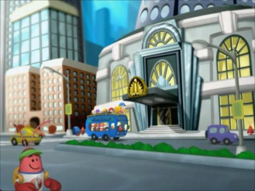 bubble city bubble guppies wiki