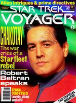 VOY Official Magazine issue 7 cover