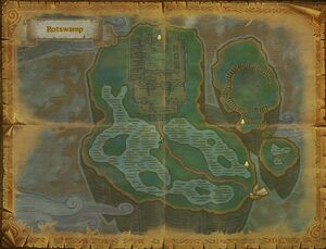 Rotswamp map