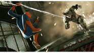The-Amazing-Spider-Man VS Rhino