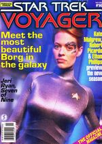 VOY Official Magazine issue 14 cover