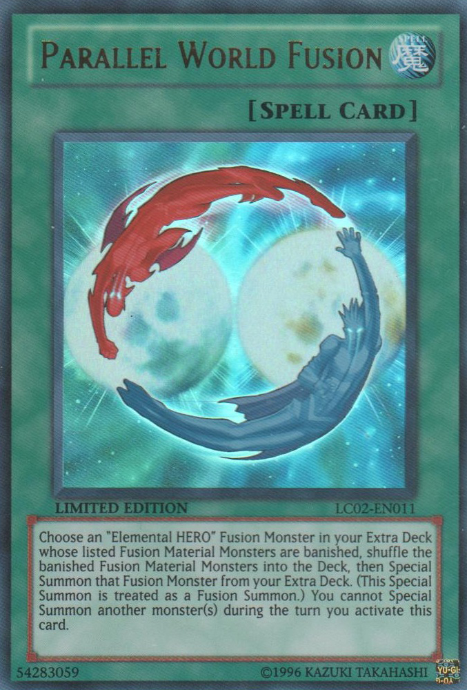 Fusion Summon - NetDragonArchfiend32's Yu-Gi-Oh! TCG Site
