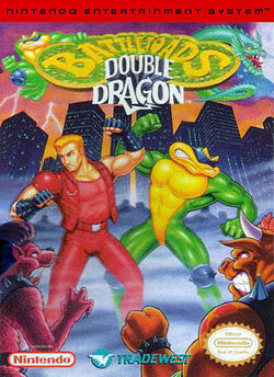 Battletoads Double Dragon (NES) (NA)