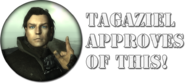 Tagz Approval sign