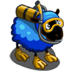 Diver Sheep-icon