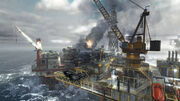 Crane Off Shore MW3