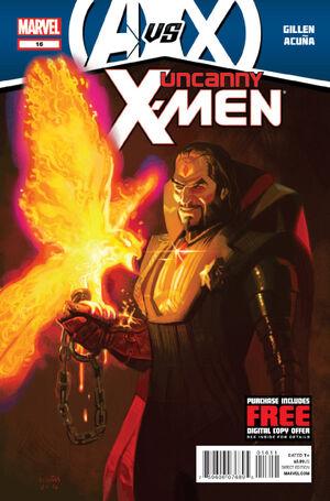 Uncanny X-Men Vol. 2 #16
