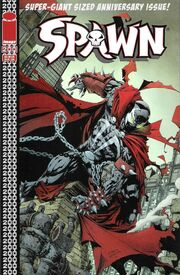 Spawn Vol 1 200 variant 9
