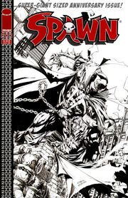 Spawn Vol 1 200 variant 2