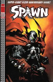 Spawn Vol 1 200 variant 5