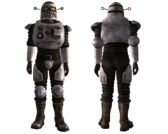 Mechanist costume