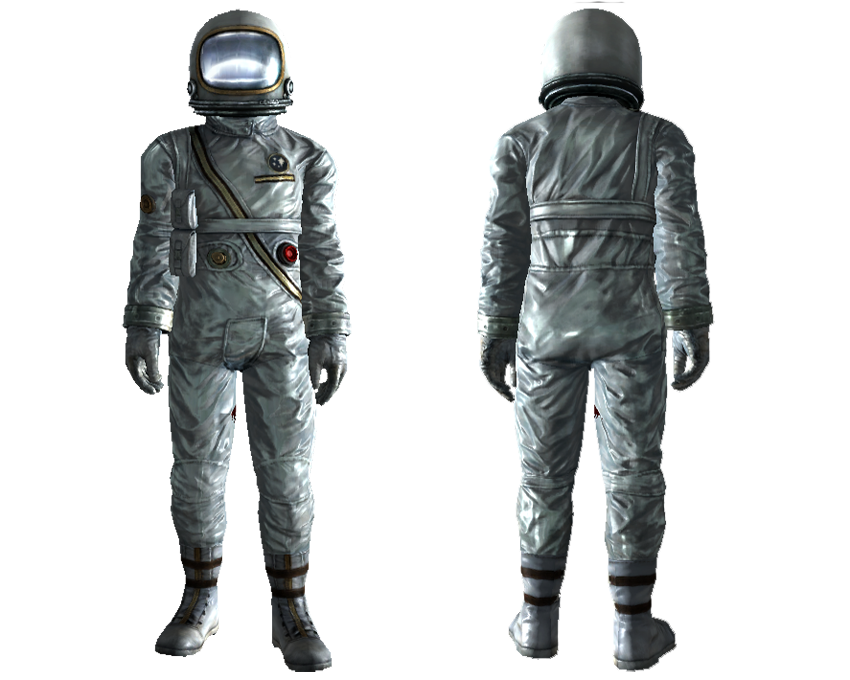 MZ spacesuit