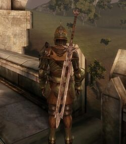 Darkspawn Greatsword