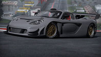 Porsche Carrera GT Shift 2 Unleashed