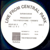 Live from central park TBS-LC-9-1 2 duran duran stray cats radio show album TBS SYNDICATIONS