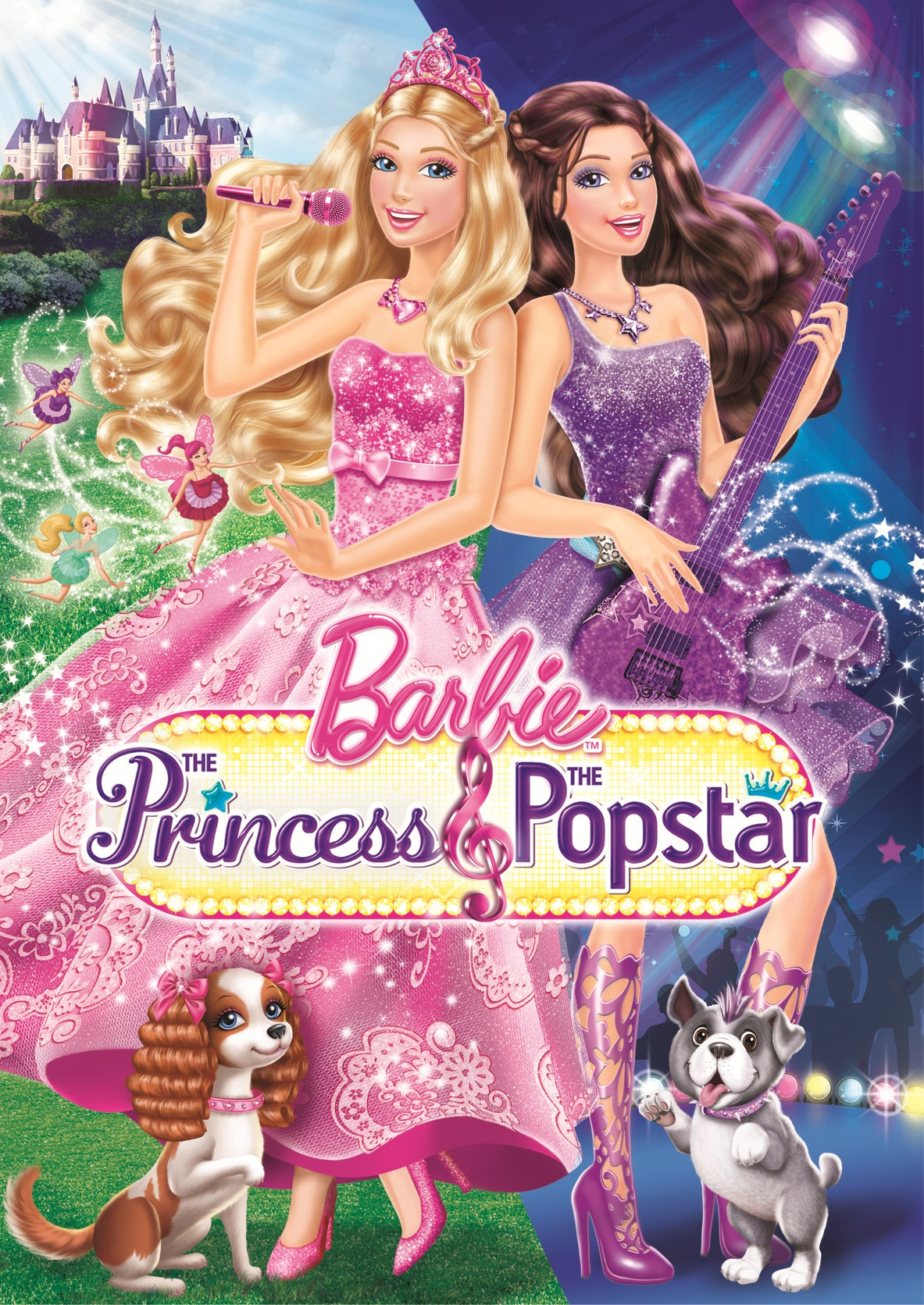 Barbie: The Princess & The Popstar - Barbie Movies Wiki - ''The Wiki