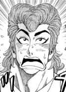 Toriko pompadour