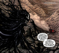 Wolverine Vol 3 69 page17 Symbiote South Dakota