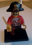 Captain Pirate Man