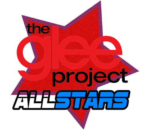 The Glee Project All Stars Official Logo