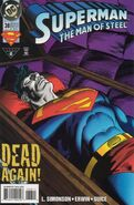 Superman Man of Steel Vol 1 38