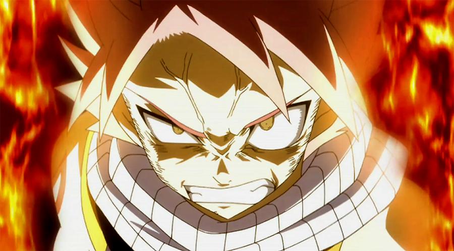 Natsu Dragneel   angry   Natsu dragneel  Natsu Dragneel Angry