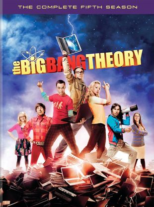BigBangTheory S5 DVD