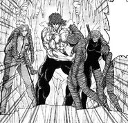Toriko and the rest arrive