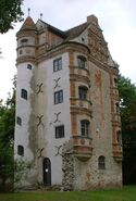 Freyenstein castle