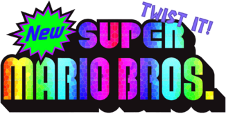 New super mario bros twist it !