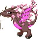Dragon Vale Sakura Dragons
