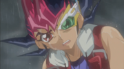 Yuma feels he could never be a Duel Champion