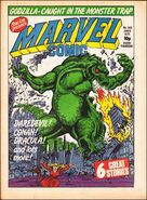 Marvel Comic Vol 1 345