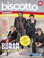 Greek magazine biscotto duran duran wikipedia 2012