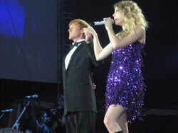 Taylor Swift - Fearless Tour - Foxboro 10
