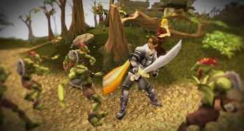 Runescape Media Goblins