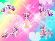 FANMADE Cadance wallpaper