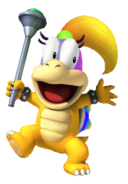 Dragonia Koopa Sports Artwork
