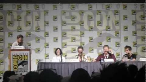 Comic-Con 2012 Adventure Time Q&A