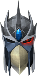 Full slayer helmet detail