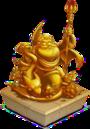 Estátua Deus