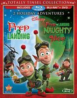 Prep and Landing Totally Tinsel Collection Bluray