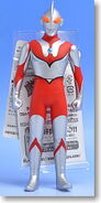 Bandai EX Fake Ultraman 2009
