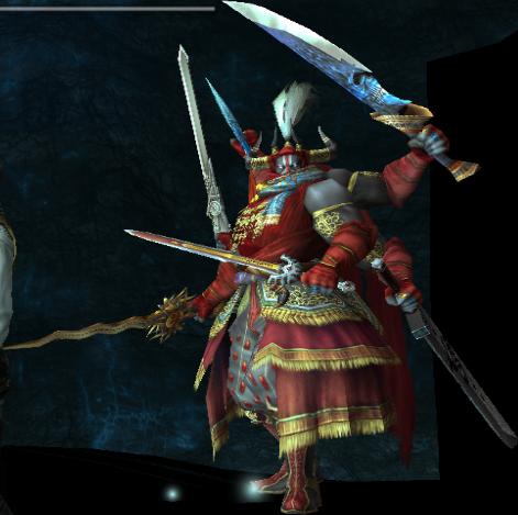 Gilgamesh Final Fantasy 12