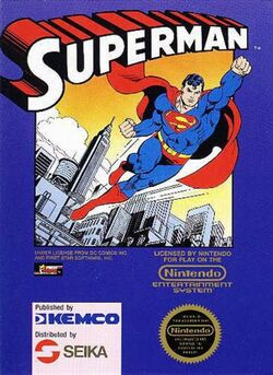 Superman (NES) (NA)