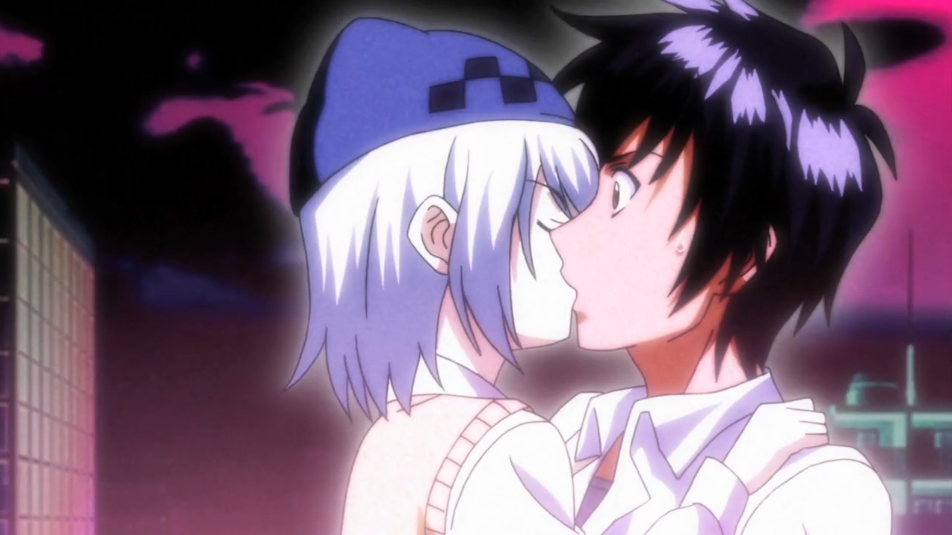 Crunchyroll - Forum - Which kiss scene is the most ...