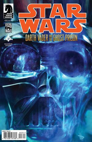 Star Wars Darth Vader and the Ghost Prison Vol 1 3